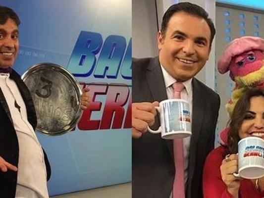 Interprete do Garçom Maluco do Balanço Geral SP fala do sucesso do programa e entrega origem dos personagens