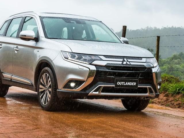 Mitsubishi Outlander 2019: fotos, preços e especificações