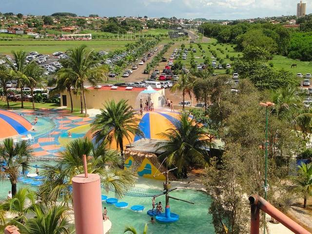 Top 10 melhores parques aquáticos do Brasil: diversão para todas as idades!