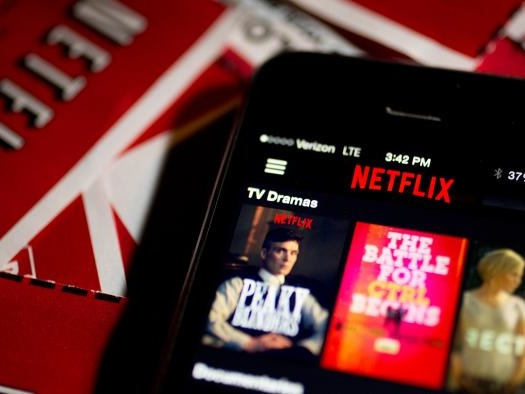 Netflix tem recorde de consumo mobile para o mês de novembro