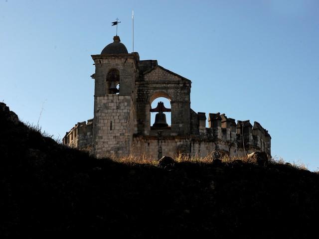 Convento de Cristo encerrado temporariamente devido a danos provocados pelo mau tempo