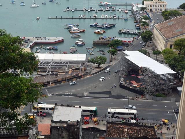 Eventos alteram tráfego de veículos em diversos pontos de Salvador neste fim de semana
