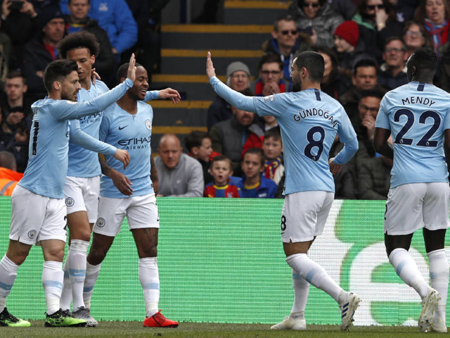 Clássico de Manchester pode definir o Campeonato Inglês