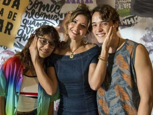 """Mariana Santos será mãe de dois filhos em Malhação e fala sobre maternidade: """"Eu sempre pensei em adotar"""""""
