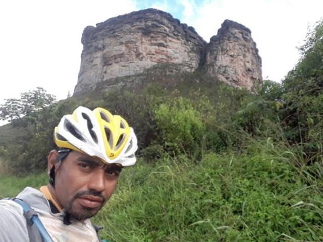 Ciclista vai de Alagoinhas até o Tocantins de bike