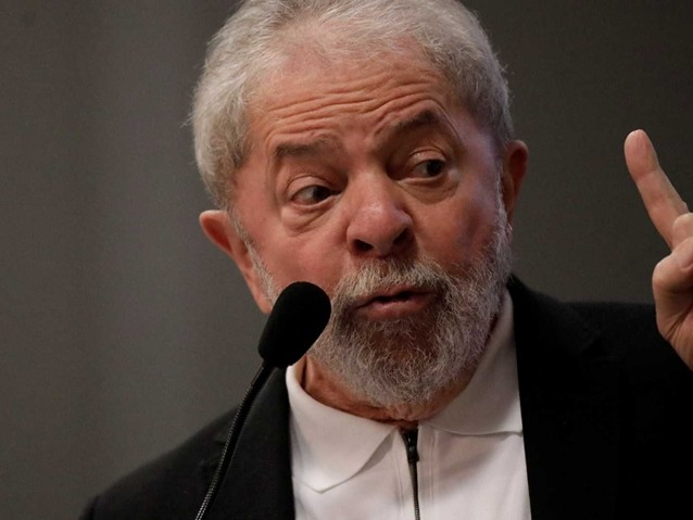 Lula avisa a Moro que tem os recibos originais