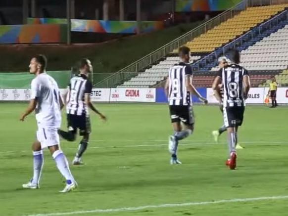 Confira os gols da vitória do Botafogo-RJ no amistoso em Cariacica-ES