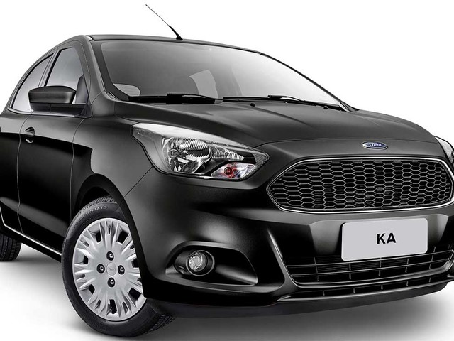 Mercado: Linha 2018 de Ford Ka e Ka+ ganham novas versões