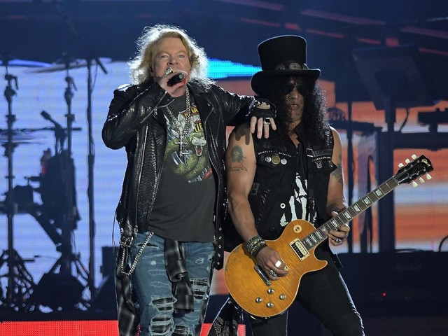 Rock in Rio 2017 DIA 6: Guns N' Roses; FOTOS