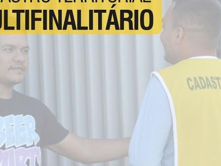 Prefeitura e Governo do Estado realizam cadastramento territorial multifinalitário em Sobral
