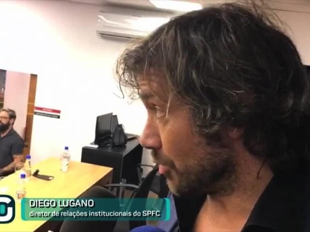 Sincero, Lugano revela: não conhecia Fernando Diniz
