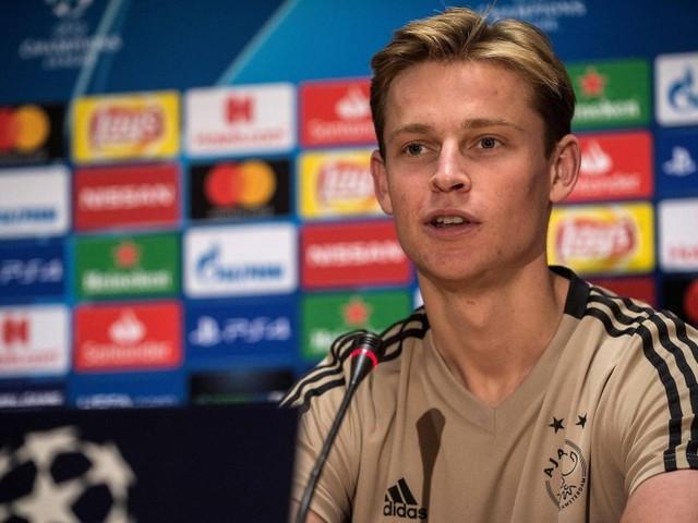 Manchester City desiste da contratação do meia De Jong, do Ajax, e deixa Guardiola furioso