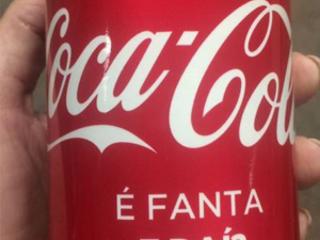 'É Fanta, e daí?': Coca-Cola estampa latinha contra homofobia