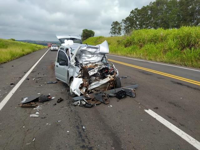 Idoso vítima de acidente de trânsito em Regente Feijó morre após ficar uma semana internado