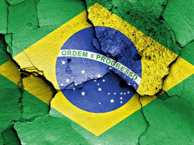 Past Decade Recorded Worst GDP Growth in Brazil Since 1900