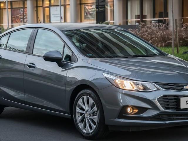 Chevrolet Cruze 2018: preços, fotos e itens das versões