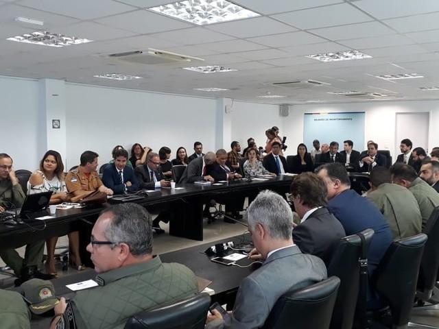 'Políticas públicas são movidas por correções', diz Paulo Câmara nos 12 anos do Pacto Pela Vida