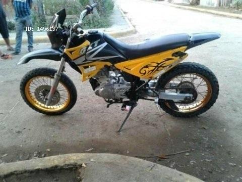 VENDO GXT 200CC AÑO 2008