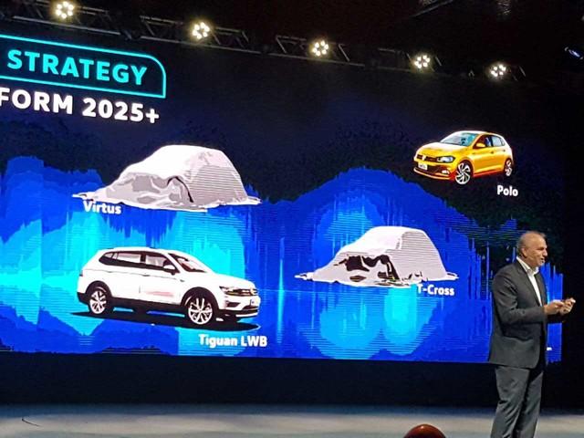 Como antecipamos, Volkswagen T-Cross será produzido no Paraná