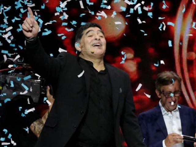 Aguardado até a última hora, Maradona falta ao Festival de Cannes