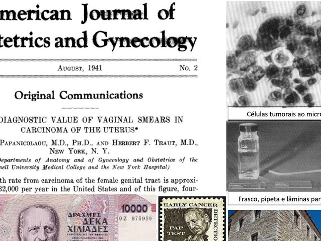 Artigo: Papanicolau, o Pai da Citopatologia