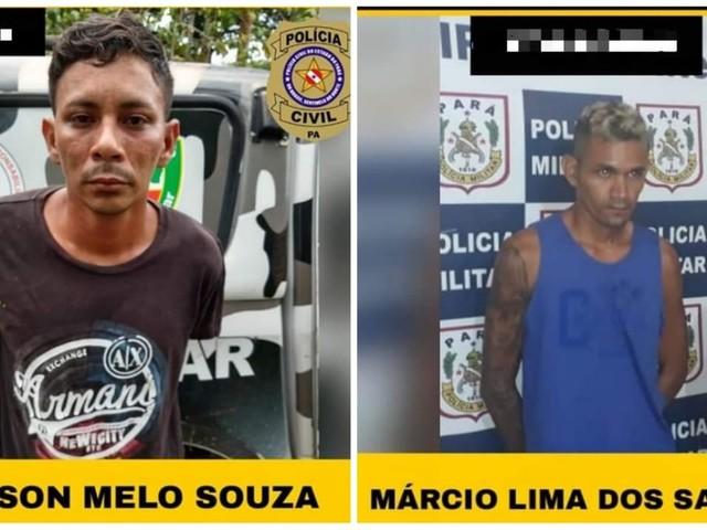 Durante operação policial, dois fugitivos da carceragem de Oriximiná são recapturados; faltam três