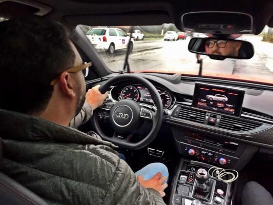 Caraigá Audi Sport Experience, aceleramos um Audi dos sonhos