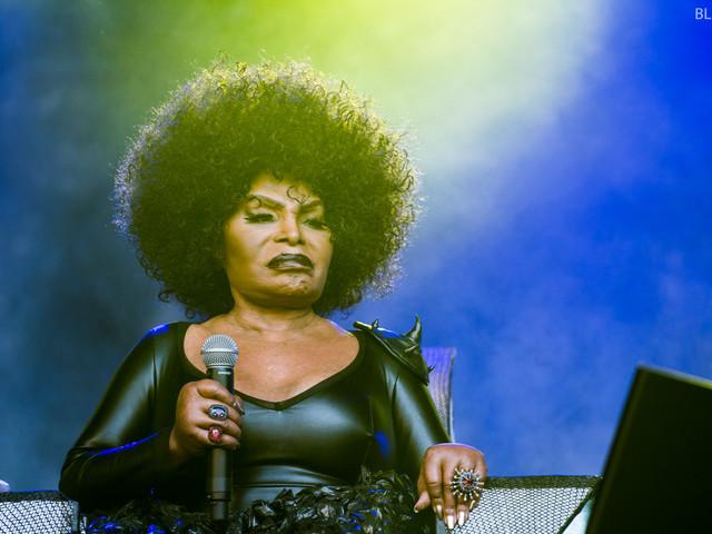 Elza Soares cantou os parabéns a Portugal no dia 10 de junho