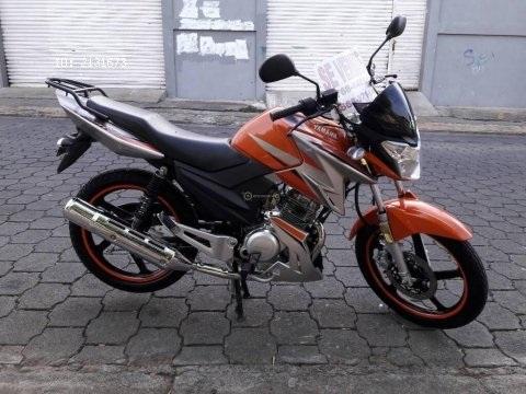 VENDO MOTO YAMAHA YBR Z 125 AÑO 2018