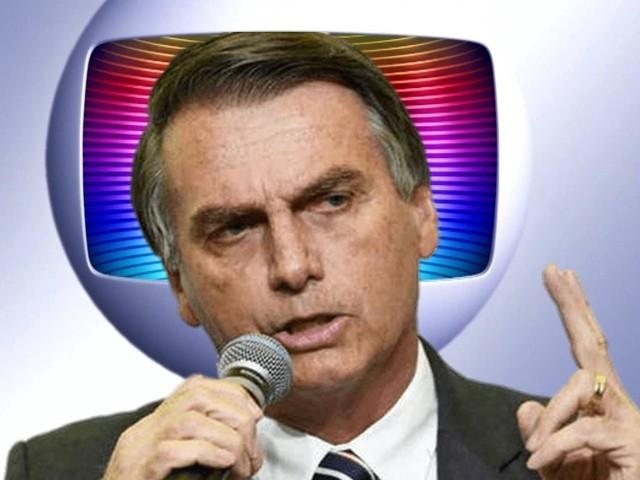 """Globo ataca governo Bolsonaro e debocha das decisões do presidente: """"já vazei informações"""""""