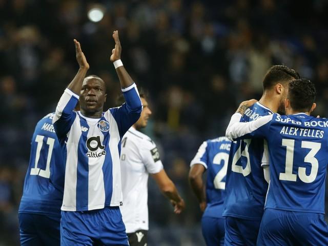 """FC Porto goleia rumo aos """"quartos"""" da Taça"""