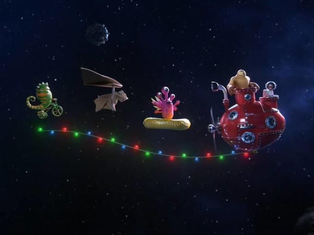 Paint 3D é destaque no comercial de Natal da Microsoft