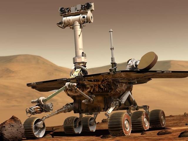 Nasa deve suspender missão em Marte, após perder contato com robô Opportunity