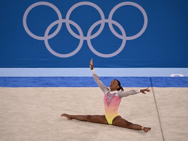 """Rebeca Andrade se diz """"extremamente satisfeita"""" com desempenho nos Jogos de Tóquio"""