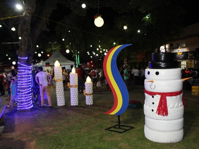 Sumaré recebe programação especial de Natal com atrações musicais a partir desta segunda