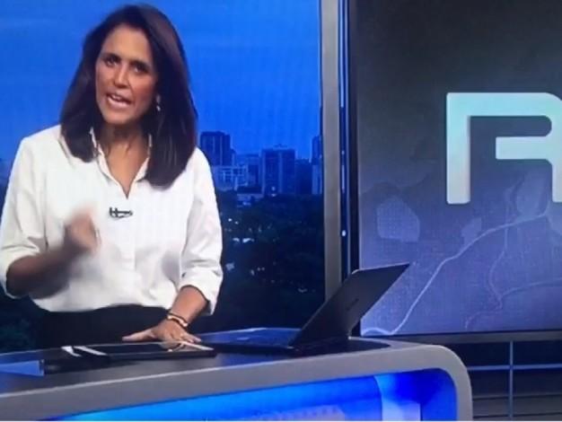 Jornalista da Globo usa expressão inadequada e revolta torcedores do Flamengo