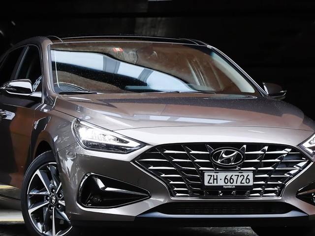 Hyundai i30 Hybrid 2021 ganha atualizações na Europa