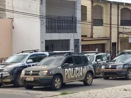 Foragido da Justiça é capturado em ação da polícia em Monsenhor Tabosa