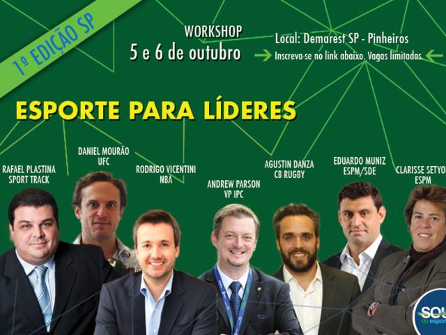 """""""Esporte para líderes"""""""