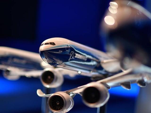 Boeing vence a Airbus em disputa por encomendas em feira de aviação britânica
