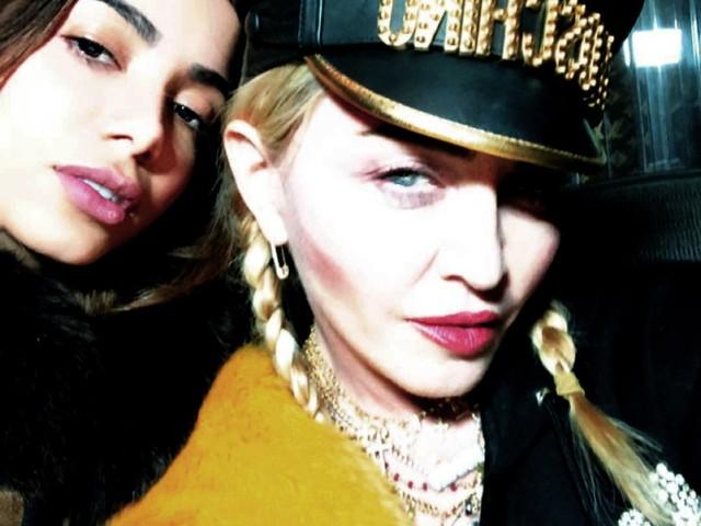 Anitta fala sobre funk que gravou com Madonna: 'Surpreendente'