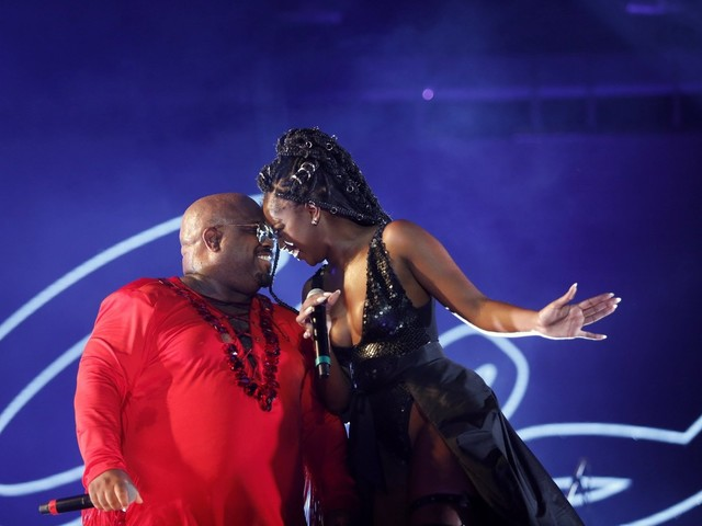 Rock in Rio 2017 DIA 6: CeeLo Green convida IZA; FOTOS