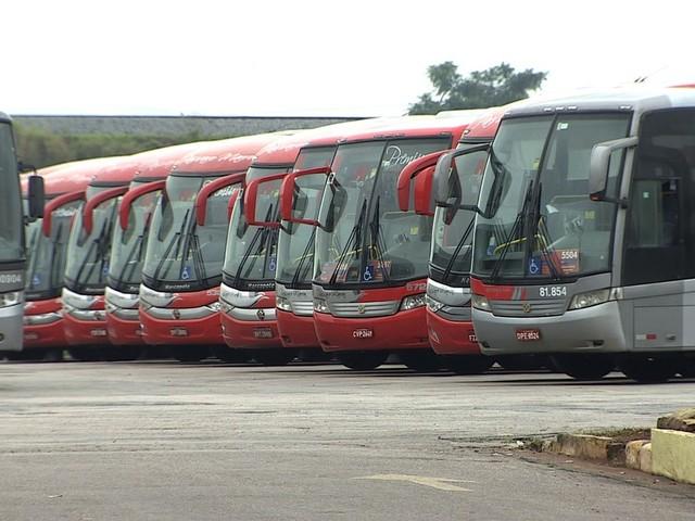 Tarifas de ônibus intermunicipais terão reajuste médio de 6,88% no Vale do Paraíba