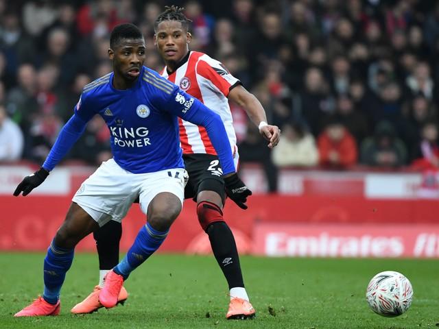 Leicester vence e avança às oitavas de final da Copa da Inglaterra