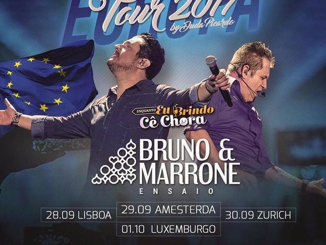 Bruno & Marrone em Lisboa