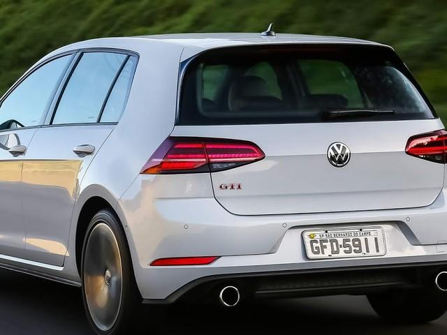 VW Golf GTI não está mais sendo produzido no Brasil
