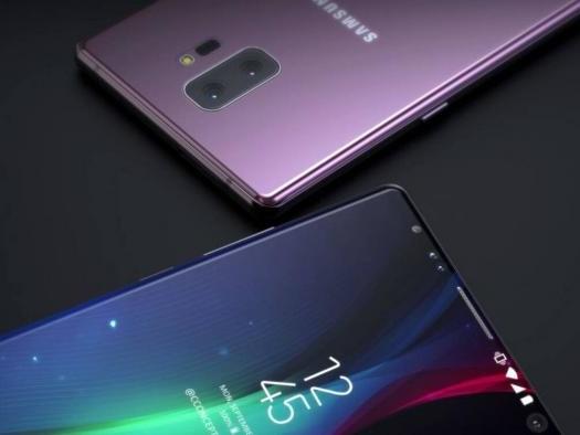 Galaxy Note 9 | Surgem as primeiras imagens reais do phablet da Samsung