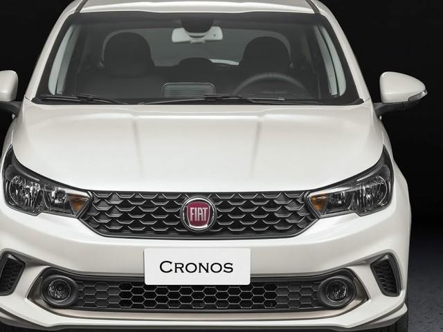Fiat Cronos é o nome do Argo Sedan (X6S), diz jornal