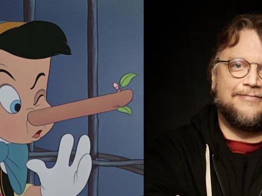 """Guillermo del Toro estreia como diretor de animação na Netflix com """"Pinóquio"""""""