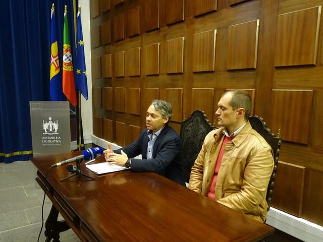 JPP quer renegociação do contrato de concessão na ligação marítima com a Madeira